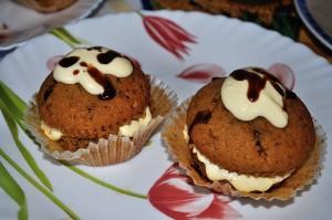 Muffin al tiramisù