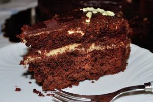 Torta al the