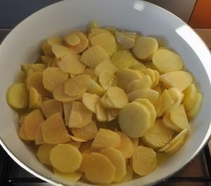 soffriggete le patate