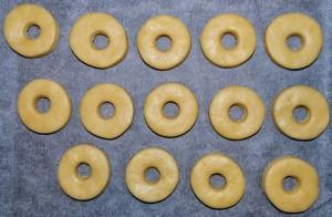 Formate dei cerchi con il buco al centro