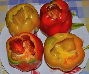svuotate i peperoni
