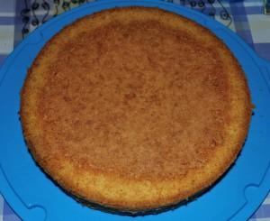 torta senza latte